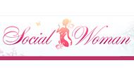 SocialWoman.ru Женский журнал на WordPress